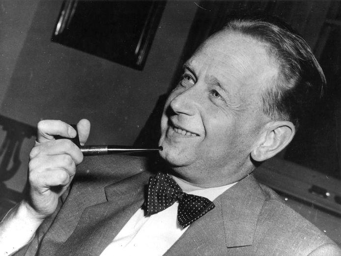 Dag Hammarskjöld in 1953.