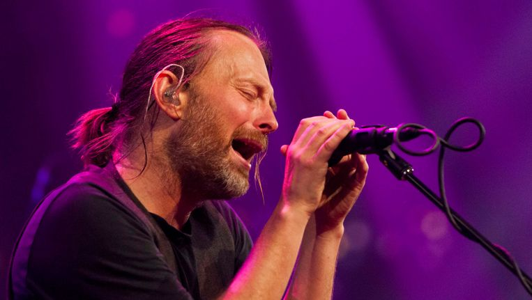 Thom Yorke. Beeld REUTERS