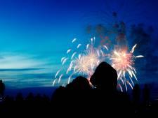 Originele show Engeland wint vuurwerkfestival Scheveningen