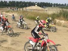 Lennard Simons uit Axel is de snelste in Axel