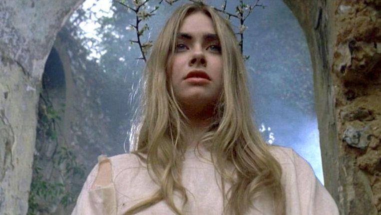 Linda Hayden in The Blood on Satan's Claw. Beeld