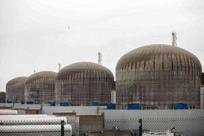 De kerncentrale van Paluel heeft vier drukwaterreactoren.  De centrale ligt aan de Normandische kust (archieffoto)