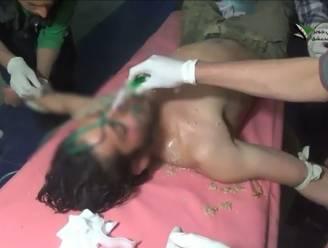 """Onderzoek naar """"nieuwe aanvallen chemische wapens"""" Syrië"""