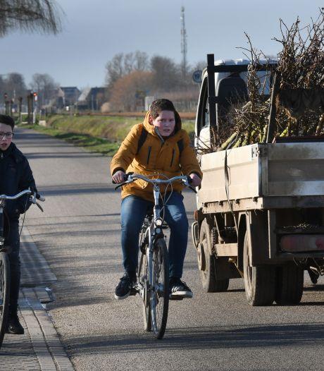 Eerste ontwerp voor Randweg Opheusden komt eraan: 'De verkeersveiligheid staat onder druk'