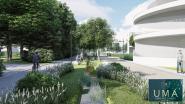 Nieuw woonproject biedt plaats aan 175 woningen, natuurparken en waterspeeltuin