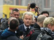 NOS geeft foute inschatting drukte rond Geert Wilders in Spijkenisse toe