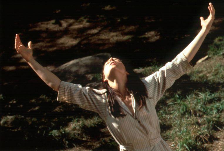 Oscarnominatie voor 'Nell' (1994). Beeld Alamy Stock Photo