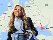 Rusland woest over inreisverbod ESF-zangeres Joelia