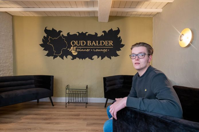 Bert Hendryckx neemt taverne Oud Balder over