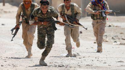 Syrische Koerden vragen internationale gemeenschap bescherming tegen Turkije