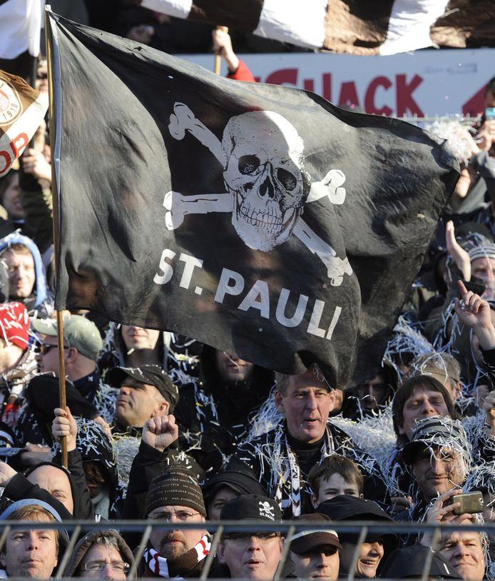 St. Pauli-fans.