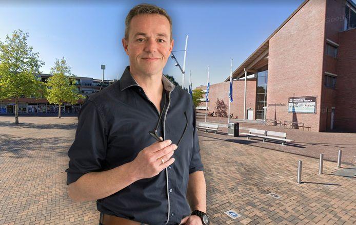Columnist Dennis Captein schrijft over de mishandeling van een maaltijdbezorger op het Raadhuisplein in Bodegraven.