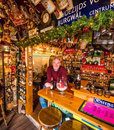 Thuiscafeetje in Oldenzaal: 'Het oudste biertje komt uit Vanuatu, een eilandje boven Australië'