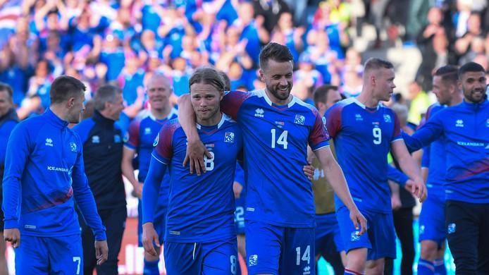 IJsland vs Turkije