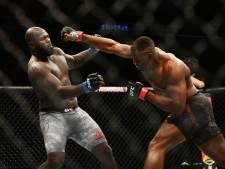 UFC'er Rozenstruik de underdog: 'Zo gaan mijn vrienden geld verdienen'