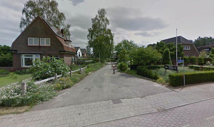 Hof van Kettelerij in Vorden, waarvoor bouwplannen bestaan.