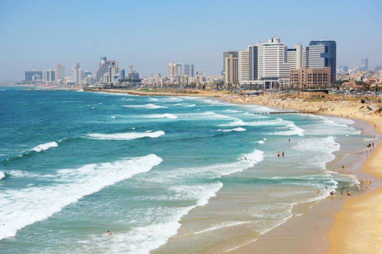 Tel Aviv. © THINKSTOCK Beeld