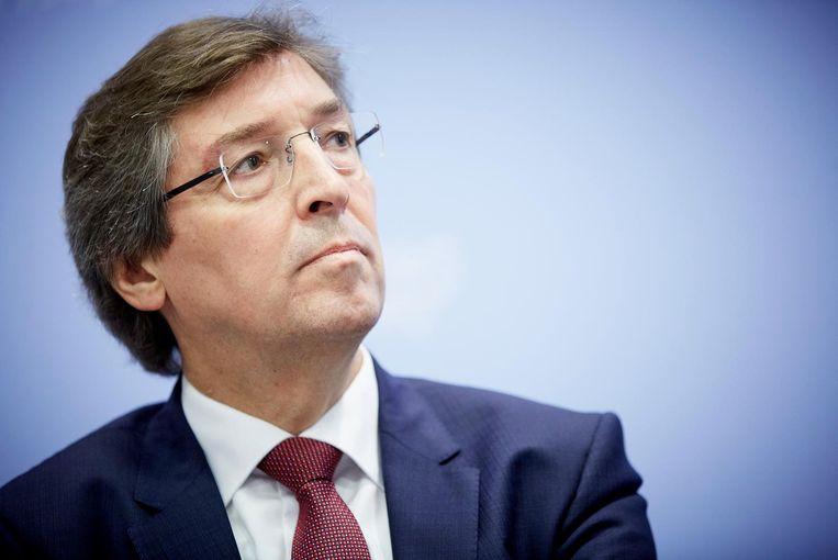 Aleid Wolfsen, voorzitter van de Autoriteit Persoonsgegevens. Beeld ANP