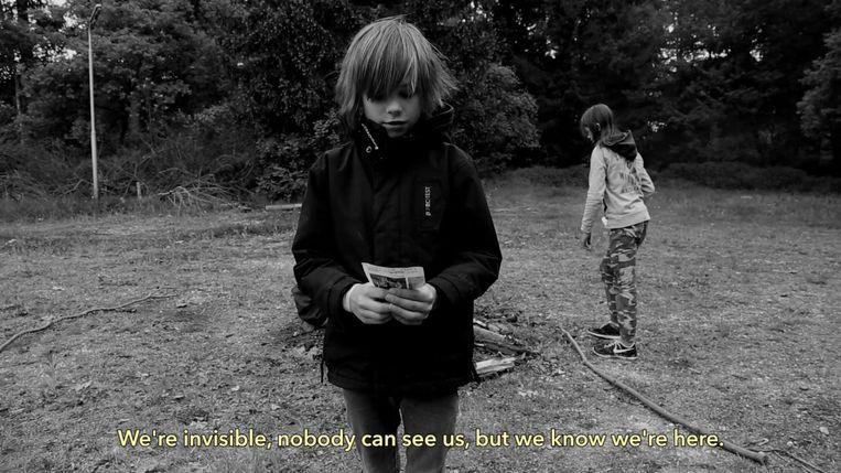 Zbyněk Baladrán, 'To Be Framed', film still, 2016 Beeld Zbyněk Baladrán