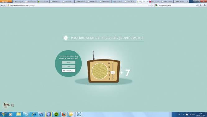 Vlaamse regering lanceert campagne rond gehoorschade