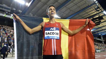 Thiam achterna? Jonathan Sacoor maakt kans op trofee voor Rising Star in Europese atletiek