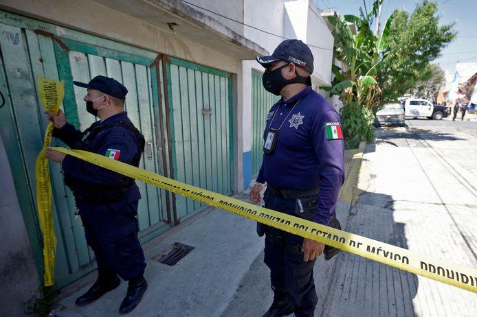 """De 72-jarige man werd geïdentificeerd als een zekere """"Andrés"""""""
