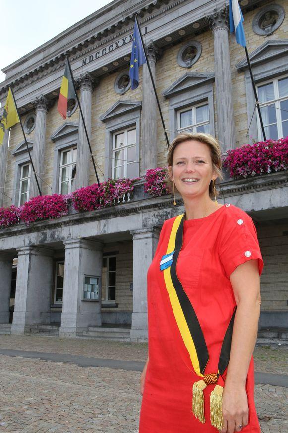 Tienen-verkiezingen-Katrien partyka-burgemeester