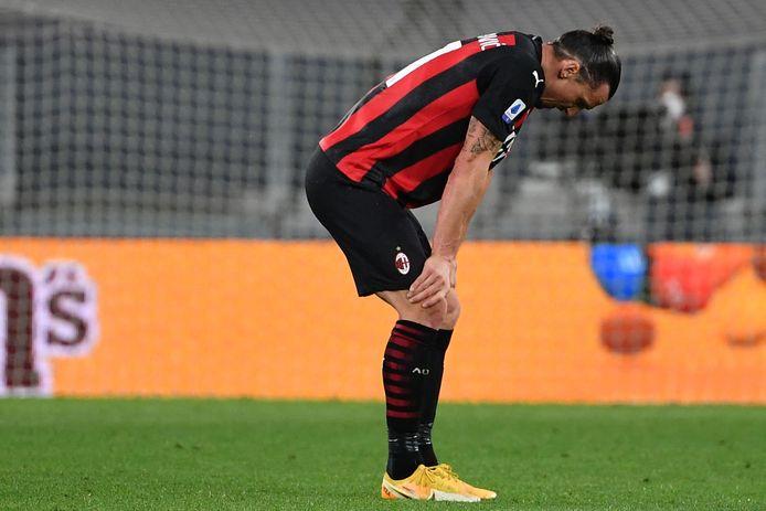 L'AC Milan fait une opération en or, mais s'inquiète pour Zlatan Ibrahimovic.
