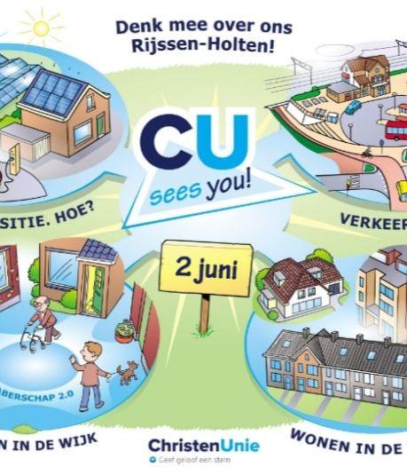 Meepraten over verkiezingen in Rijssen-Holten: 'En een cartoonist beeldt 't uit als-ie 't snapt'