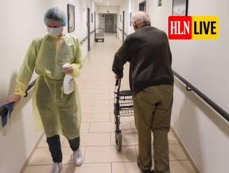 Besmettingen in Vlaamse woonzorgcentra lopen fel op: stijging met de helft sinds vrijdag