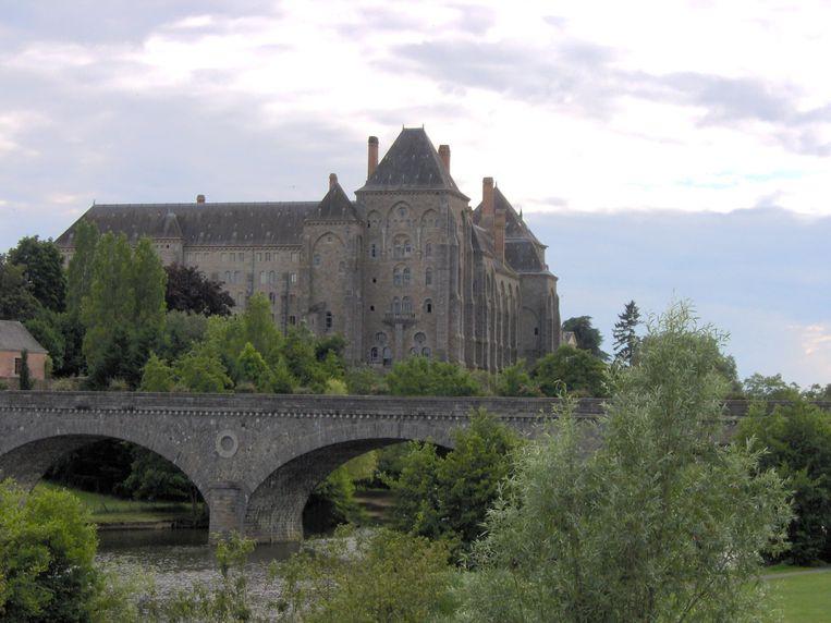 Abbaye Solesmes Beeld web