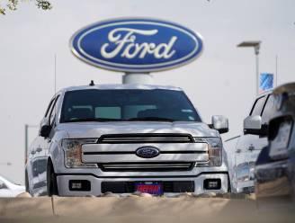 Autoproductie bij Ford loopt fors terug door chiptekort
