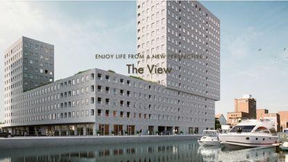 Zestien nieuwe stadswoningen in The View aan de Vaartkom