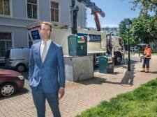 Wethouder Bredemeijer moedeloos van afvalellende in de stad: 'Ik neem dit elke dag mee naar huis'