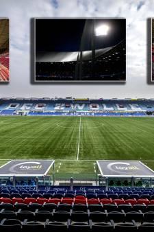 Stadion hangt eredivisieclubs in coronacrisis als molensteen om de nek