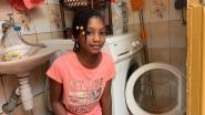 """Schaarbeeks meisje (9) bevrijd uit wasmachine: """"Ik wilde controleren of er water gelekt was"""""""