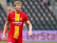 Serieuze hartkwaal treft jonge GA Eagles-aanvaller Crowther (20): 'Lijkt op Daley Blind'