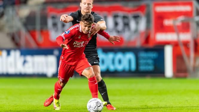 FC Twente-spits Ugalde is er klaar mee en bedankt voor nationale ploeg
