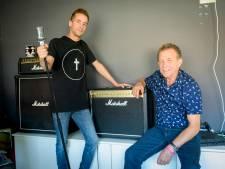 Vader en zoon Aldenzee uit Milheeze samen op podium Ziggo Dome
