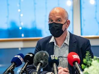 """Molenberghs maakt zich niet veel zorgen over vertraging in daling aantal besmettingen: """"Belangrijk is dat positiviteitsratio verder afneemt"""""""