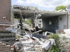 Buren ontploft huis begonnen net aan hun bordje rijst: 'Het was of er een vliegtuig binnen vloog'