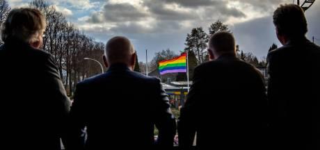 Druten, Wijchen, Beuningen en West Maas en Waal hijsen de regenboogvlag: 'iedereen is hier welkom'