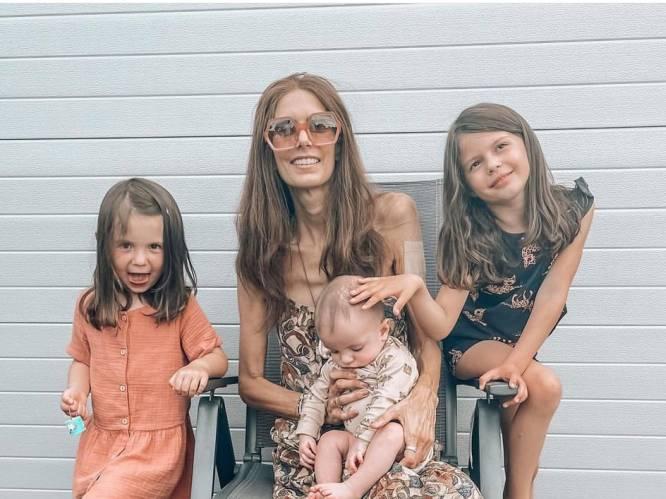 """COLUMN. De zomervakantie van Lara Switten (35), mama van 3 die strijdt tegen kanker. """"Ik verdring de gedachte dat we niet onder de Italiaanse zon zullen zitten"""""""