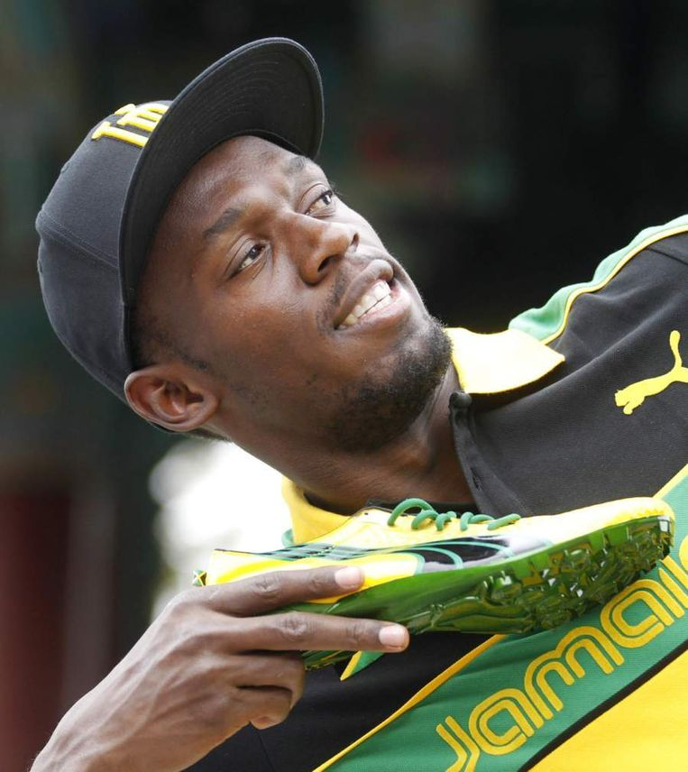 Usain Bolt. Beeld reuters