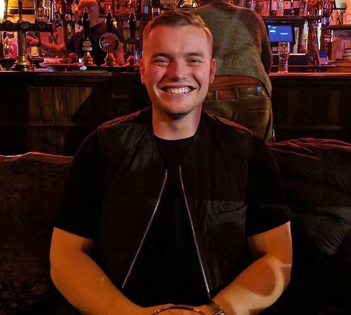 Jack Merritt (25).