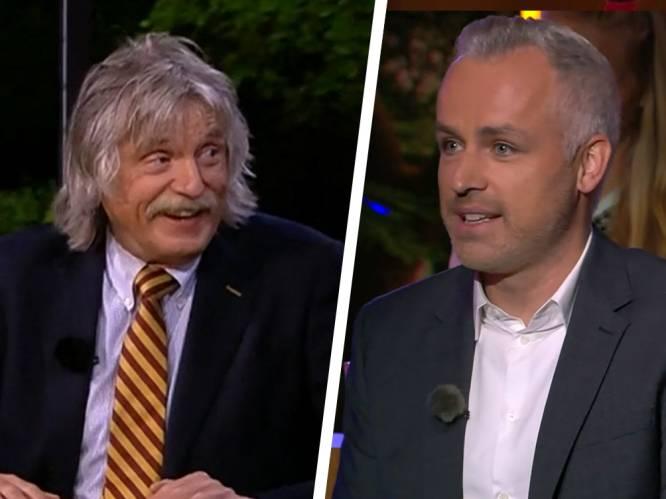 """""""Wat stellen jullie eigenlijk voor?"""" Nederlandse talkshow Veronica Inside praat met Maarten Breckx over mislukt EK Rode Duivels"""