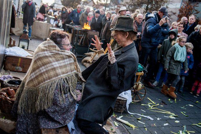 Het Dickens Festijn in Drunen.