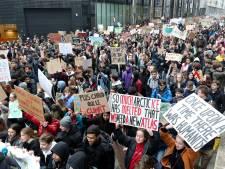 Klimaatmars Brussel trekt 32.000 spijbelende scholieren