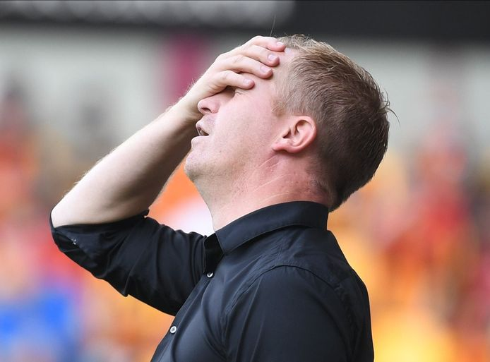 Ongeloof bij Mechelen-coach Vrancken.