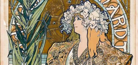 De Tsjechische aanvoerder van de Art Nouveau